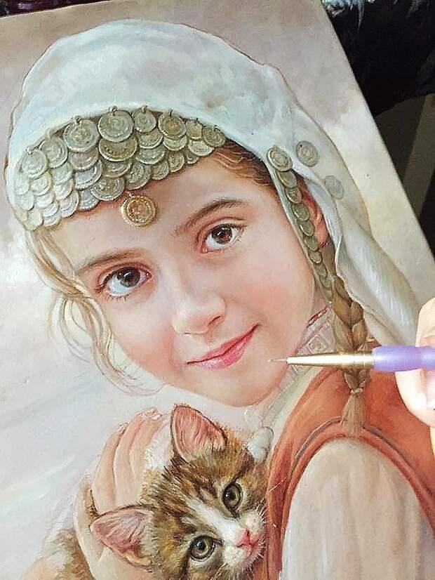 художник Мария Илиева (Maria Ilieva) картины – 30