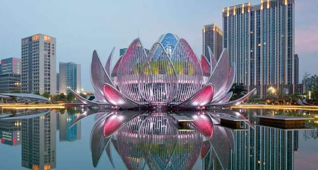 Wujin lotus conference center 02
