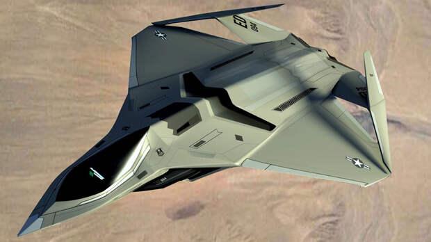 От винта: Пентагон скоро получит две версии истребителя 6-го поколения