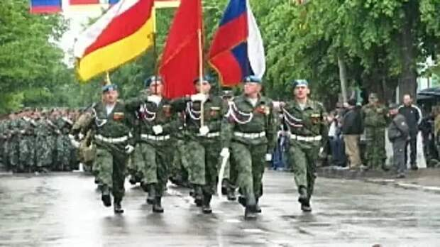 Российские вооруженные силы в Южной Осетии, 2019 г. Источник изображения: https://vk.com/denis_siniy
