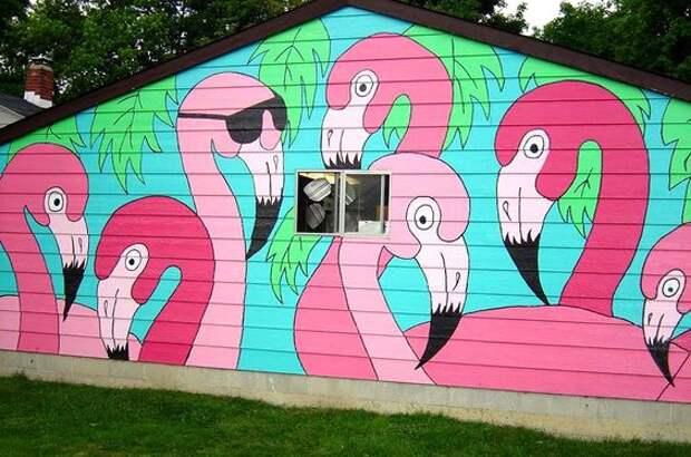 Фламинго парк (подборка)
