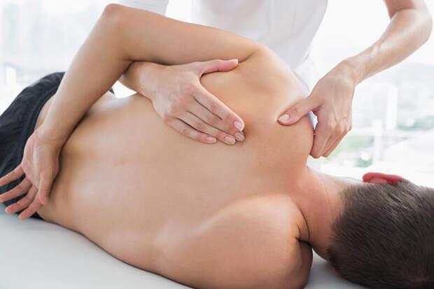 Упражнения от боли в шее