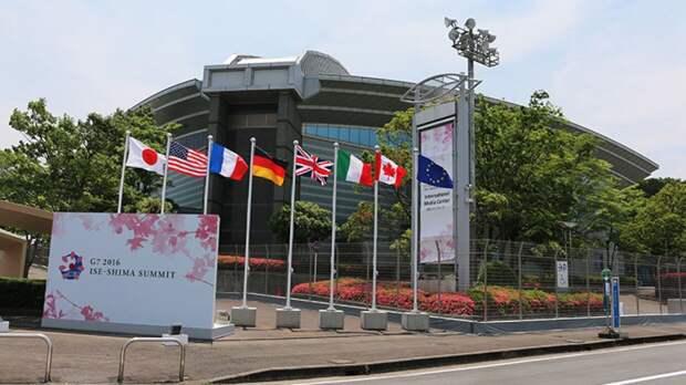 Представители стран G7 потратили полтора часа на обсуждение России