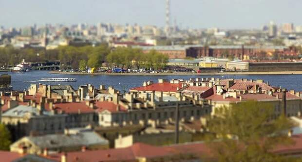 10 российских «игрушечных» городов, снятых с необычного ракурса