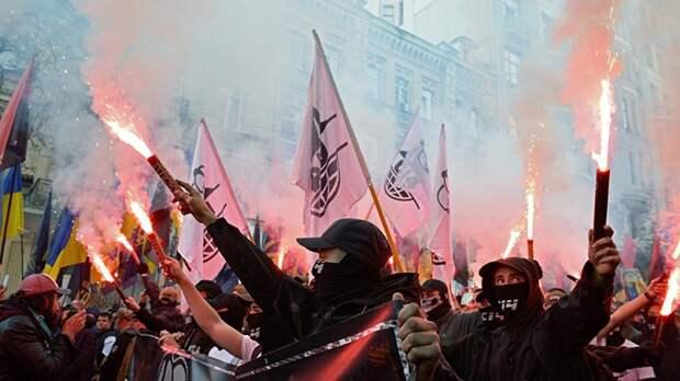 «Киевский округ России». Какого будущего ждут украинские националисты