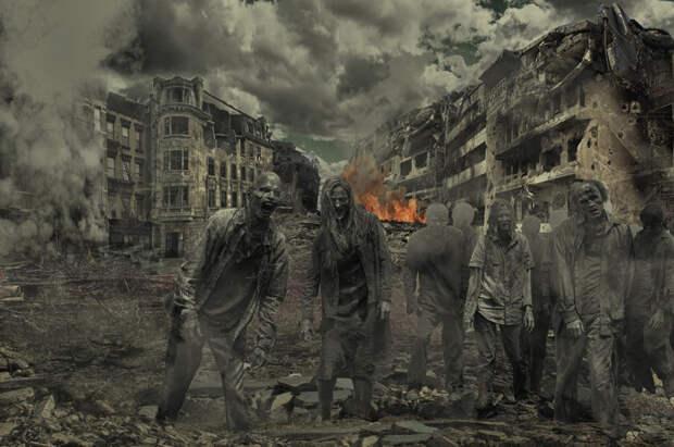 10 причин, по которым зомби-апокалипсис может стать реальностью