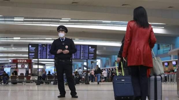 Два трапа столкнулись в аэропорту «Шереметьево»