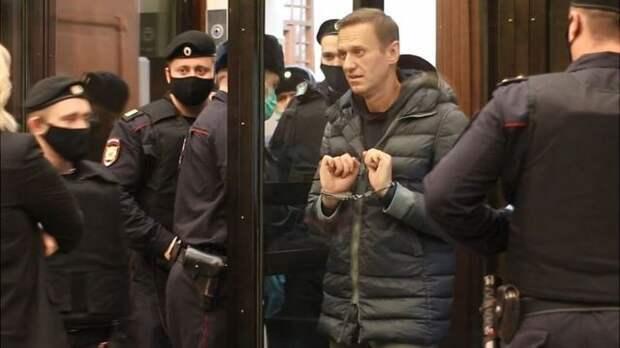 Ваша реакция на приговор Навальному?