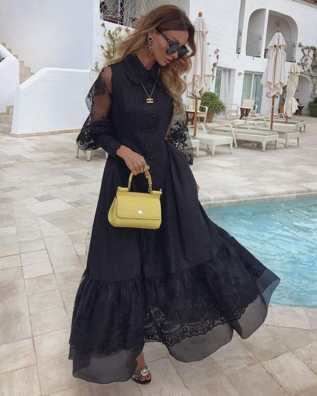 Вечерние платья 2021: роскошные модели для выхода в свет