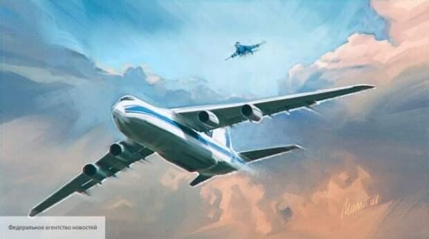 Советский Ан-124 спас ВВС Британии от фиаско с перевозкой габаритного груза