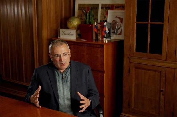 Проект Ходорковского «Открытые медиа» прекратит работу с 5 августа