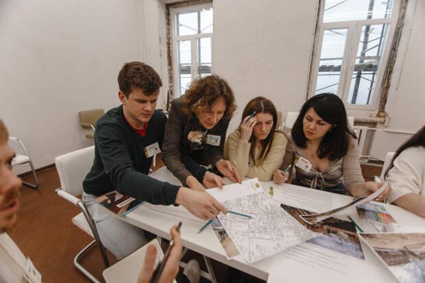 Установочная сессия «Ландшафтного фестиваля «Исторический парк 2021» прошла вДоме архитектора