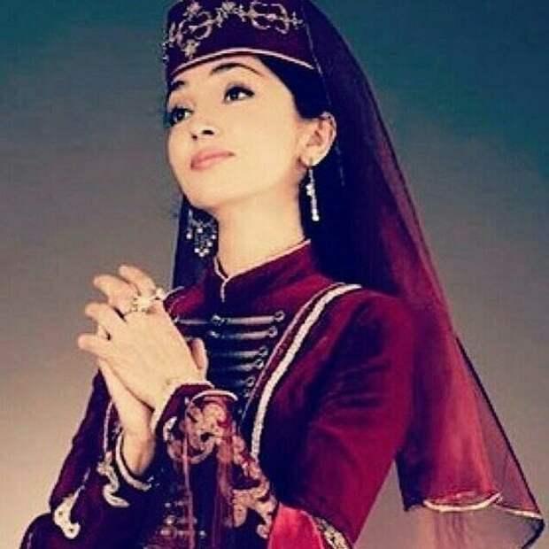 Советская красавица из восточной сказки Тамара Яндиева.