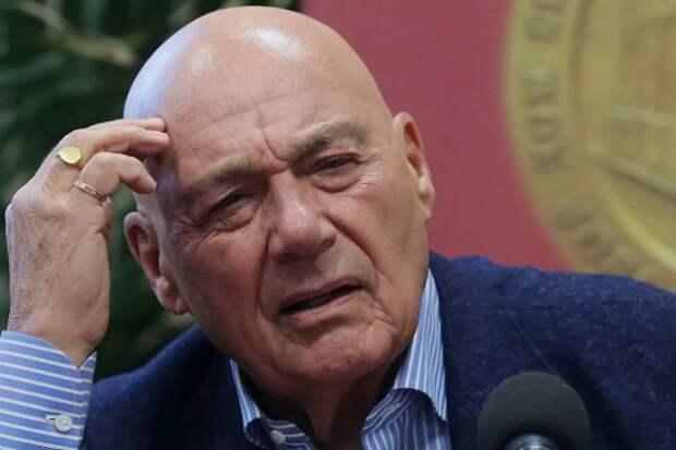 Познер отреагировал наоскорбления отдепутата Госдумы