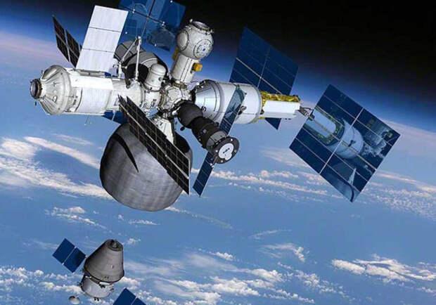 Уходим? Российская космическая станция РОСС — замена МКС