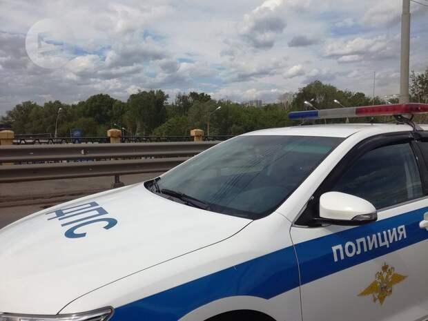 Автолюбитель напал на инспектора ДПС в Удмуртии