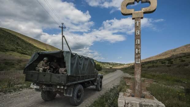 Нагорный Карабах: горбачевская перестройка вновь напомнила о себе. Голос Мордора