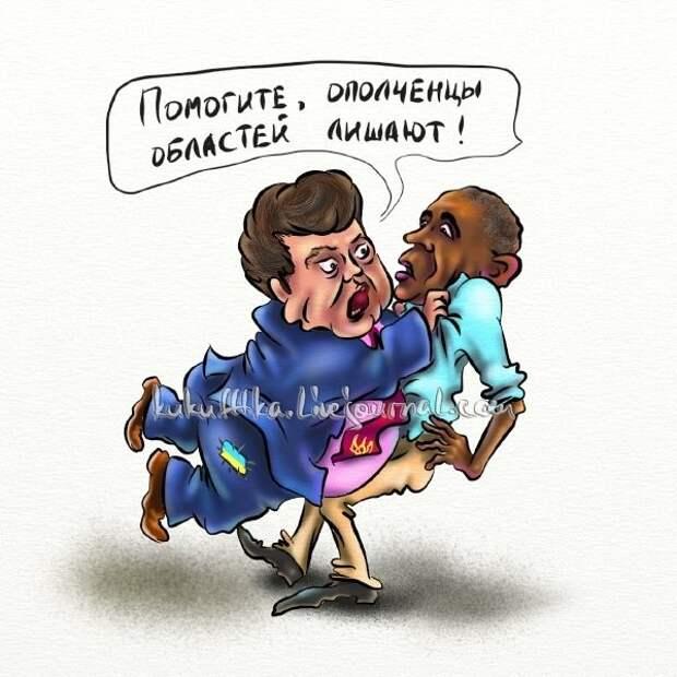 Порошенко пригласили выступить в Конгрессе США