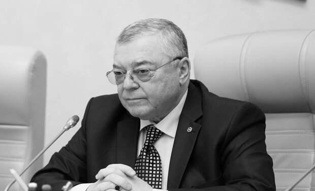 Аксёнов выразил соболезнования в связи со смертью Иоффе