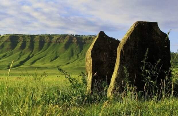 Хакасия – врата в параллельный мир. Горная гряда Сундуки