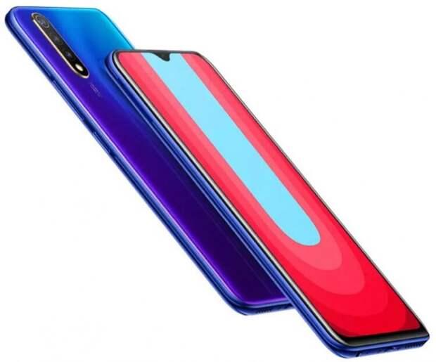 Vivo выпустила очередной смартфон