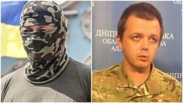Бывшего комбата добробата «Донбасс» снова отправили за решетку