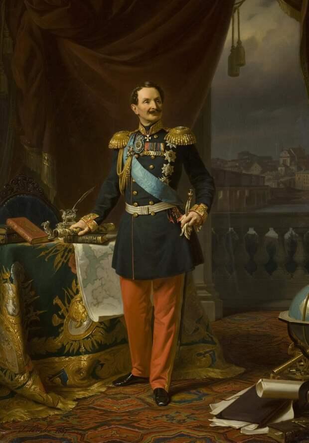 Польский художник Йозеф Зимлер (1823-1868)