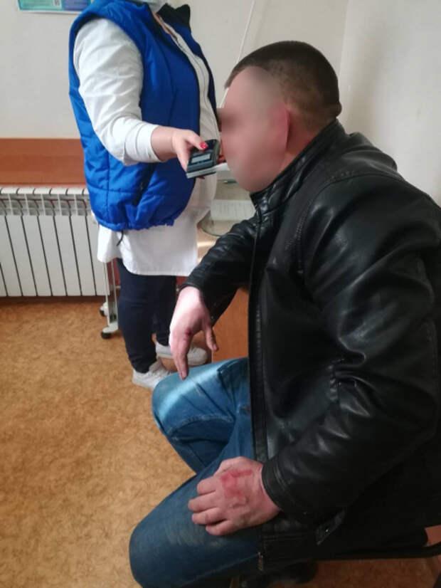Алкоголь, женщины, погоня: Владелец гастрокафе в Симферополе рассказал о клиентах, прокативших полицейского на капоте