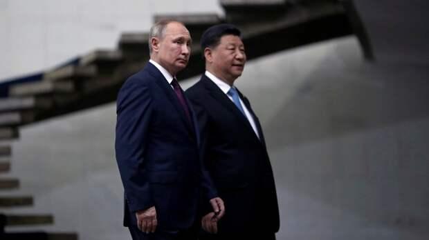 Hill: Россия и Китай сближаются, благодаря политике США, и в этом главная угроза для Запада