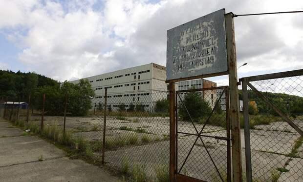 Тоскливый польский «Жарнобыль»