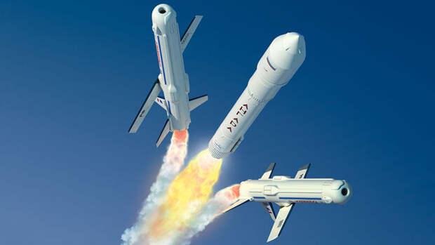 Прототип возвращаемой ступени ракеты-носителя может появиться в России в 2023 году