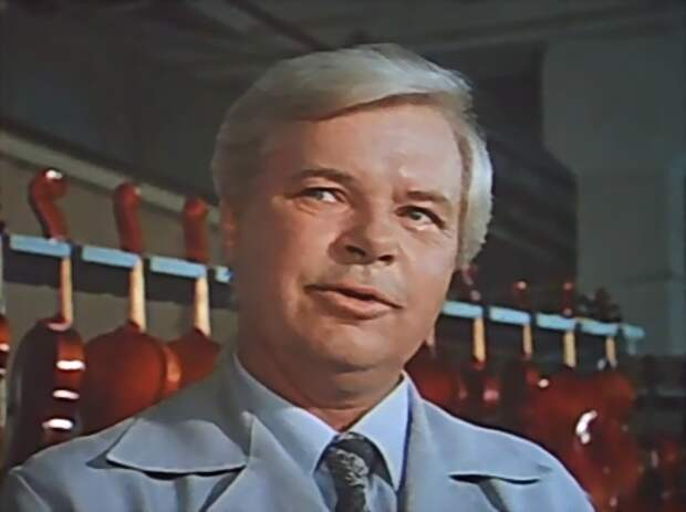 Кадр из фильма *Чародеи*, 1982   Фото: kino-teatr.ru