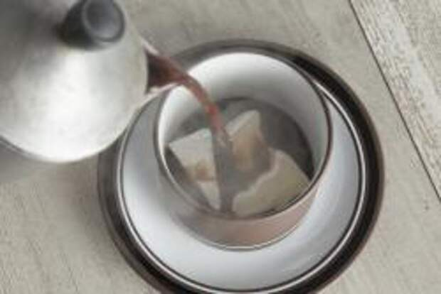 Безалкогольные напитки. Кофе с сыром по-французски