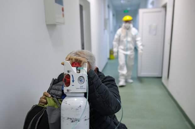 Украина начала закупать медицинский кислород в Польше из-за остановки двух заводов
