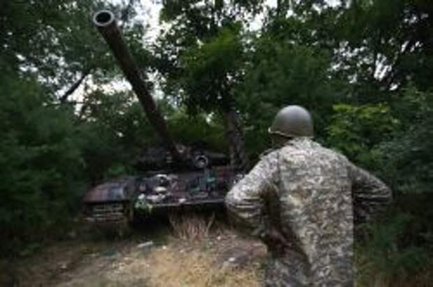 Новость на Newsland: Кто наживается на гражданской войне в Новороссии?