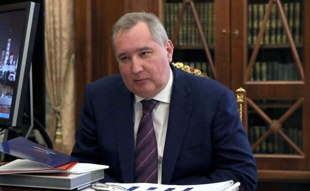 """Рогозин сообщил, что """"Роскосмос"""" не обсуждает доставку космонавтов на МКС с помощью SpaceX: """"У нас свои корабли есть"""""""