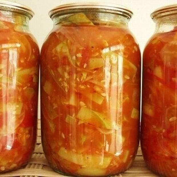 Салат-соус «Анкл-Бенс по домашнему»