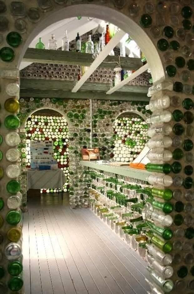 30+ случаев, когда пустые бутылки это красиво Фабрика идей, бутылки, вторичное потребление, красота, креатив
