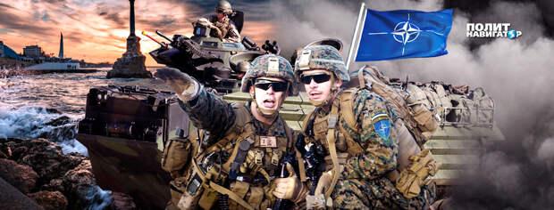 Генерал СБУ: «Крымская платформа» – говорильня, поможет только десант НАТО в Севастополе