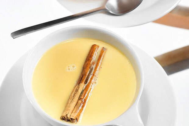 Фото к рецепту: Мокко с белым шоколадом