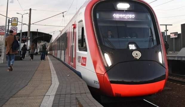 Расписание пригородных поездов Рижского направления МЖД и МЦД-2 изменится в августе