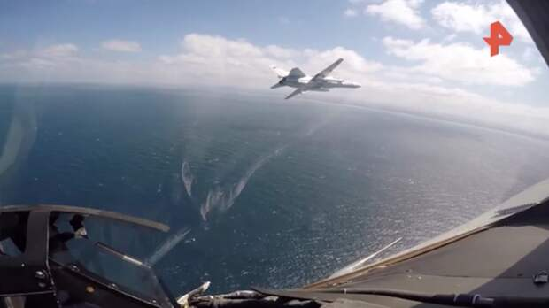 В Сирии прошел военно-морской парад в честь Дня ВМФ