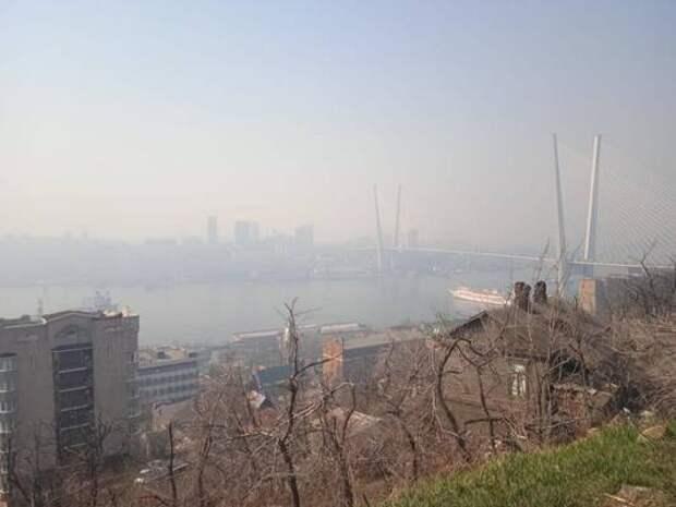 «Дым над городом»: Владивосток задыхается от смога