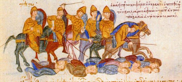 Варяго-русская и варяго-английская дружина в Константинополе XI и XII веков. Главы 1-3.