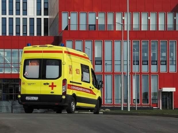Число случаев коронавируса в России превысило 8 миллионов