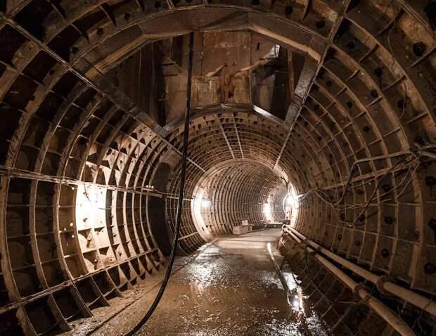 Что скрывает под собой столичное метро. Уникальные находки обнаруженные во время строительства Московского метро в разные года