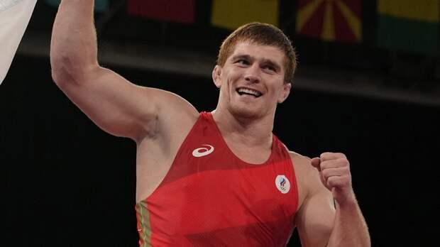 Россиянин Муса Евлоев завоевал золото в греко-римской борьбе на Олимпиаде