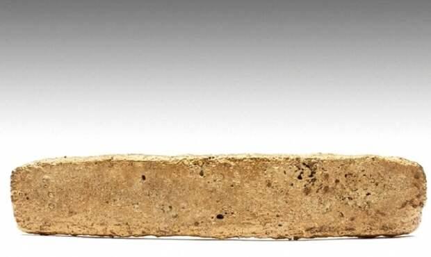 Найденный в Мексике золотой слиток оказался частью сокровищ ацтеков