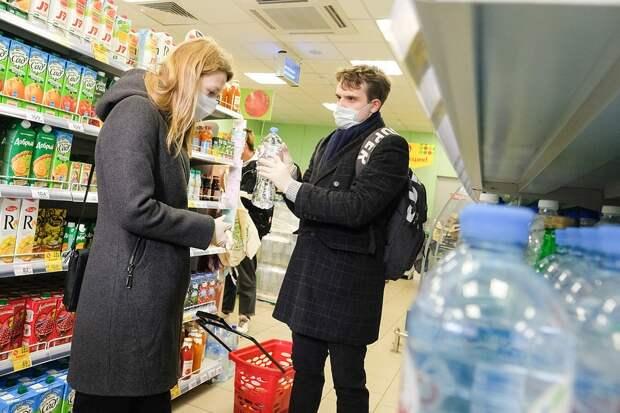 Защищаемся от коронавируса в магазинах: как безопасно ходить за покупками в период карантина