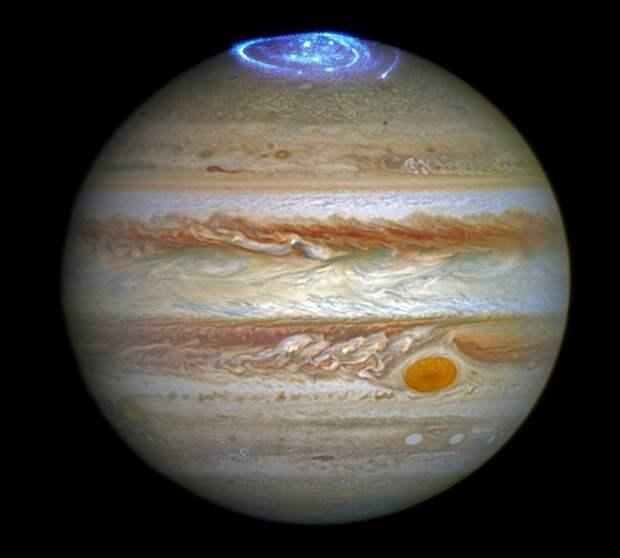 Раскрыт секрет сияний на Юпитере